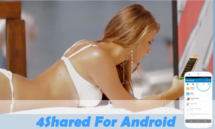 4shared app for Android
