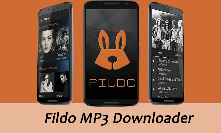 Fildo MP3 Downloader