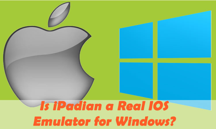 iPadian iOS Emulator for Windows PC