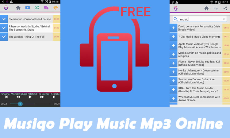 Musiqo Play Music Mp3 Online