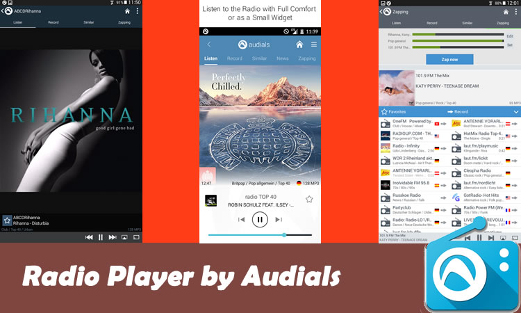 Radio Player by Audials