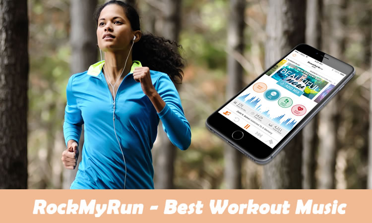RockMyRun - Best Workout Music