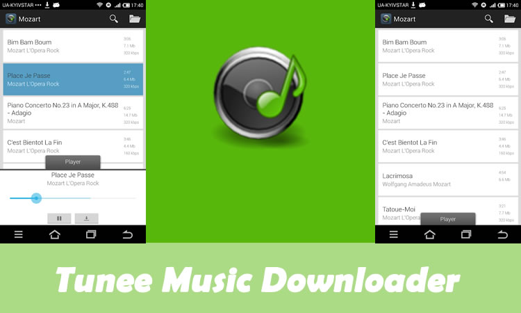 Tunee Music Downloader