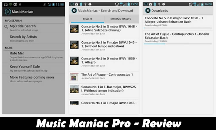 Music Maniac Pro - Review