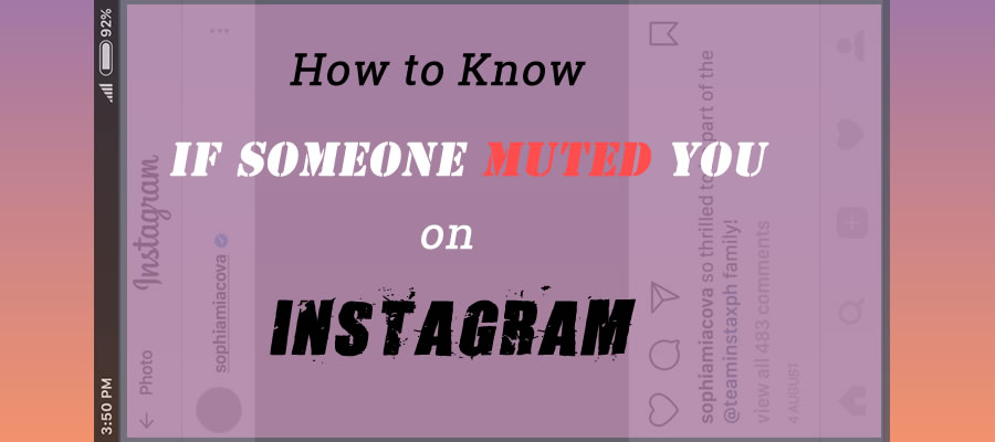 How To Tell If Someone Has Muted You On Instagram